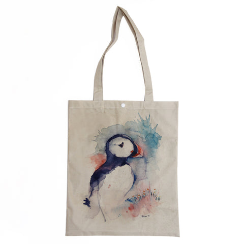ICD - Tote Bag - Puffin