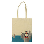 ICD - Tote Bag - Puffins Gone Wild