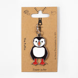 ICD - Zipper Puller -  The Puffin