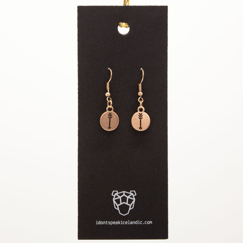 IDSI Jewelry - Earrings - Arrows - PN: WES163