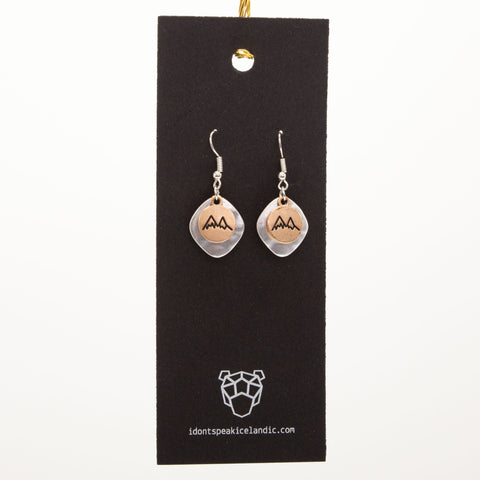 IDSI Jewelry - Earrings - Mountains - PN: WES222
