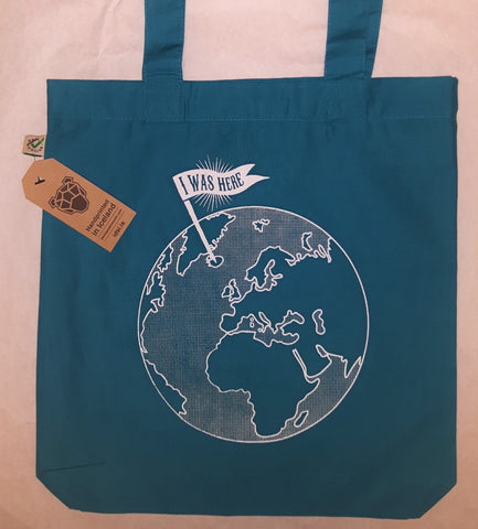 Tote bag - I was here Iceland