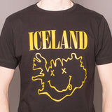 Iceland Nirvana - T-Shirt - Black