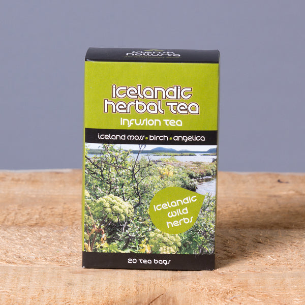 The Icelandic Herbal Tea - 20 Tea Bags