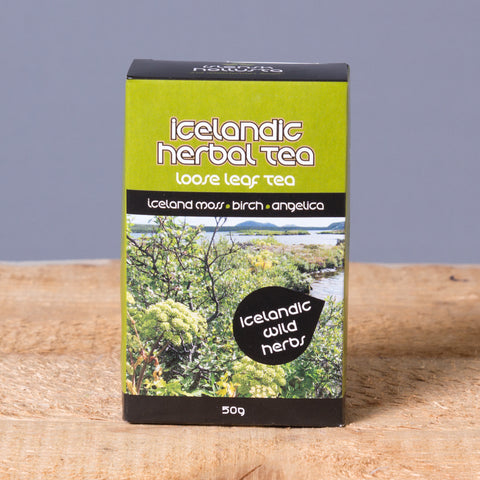 The Icelandic Herbal Tea - 50 gr