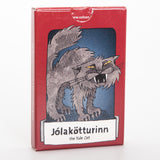 Jólakötturinn - Card Game - special simple game for all ages