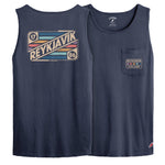 Legacy Active - Pocket Tank - Navy