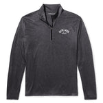 Legacy Active - Men's Knit Quarter Zip - Vintage Black