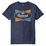 Legacy Active - T-Shirt - Navy - Bel Air light print