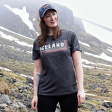 Legacy Active - Victory Falls Tee - Varsity Slate - Iceland Low Down