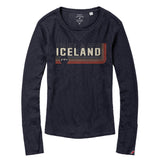Legacy Active - Women's Slub Thermal - Fall Navy