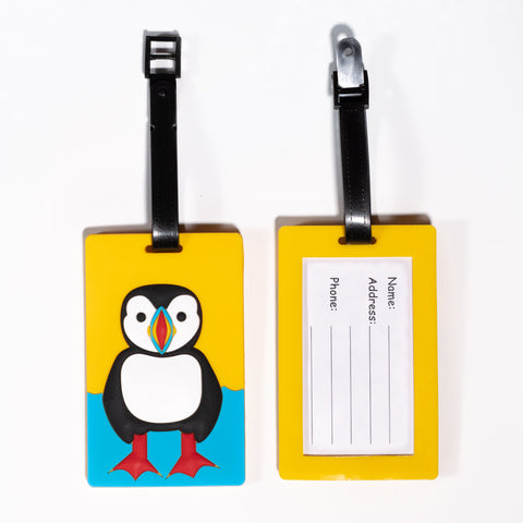ICD - Luggage Tag -  The Puffin