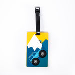 ICD - Luggage Tag - Big Wheels, Brave Hearts