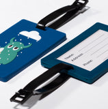 ICD - Luggage Tag - Icelandic Viking Behavior