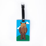 ICD - Luggage Tag -  I am not a Pony