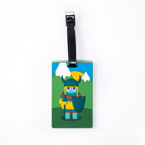 ICD - Luggage Tag -  The Great Valkyrie