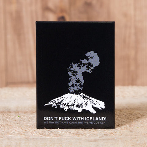 Don't Fuck With Iceland - Magnet - Idontspeakicelandic