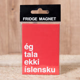 I Don't Speak Icelandic - Magnet - Idontspeakicelandic