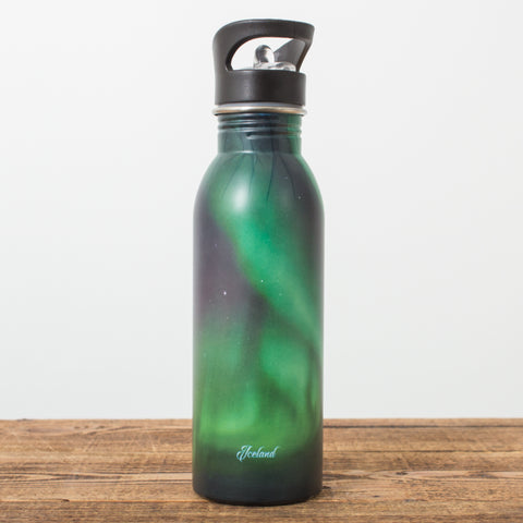 Northern Lights - Water Bottle