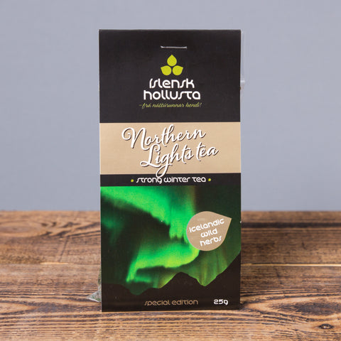 The Icelandic Herbal Tea - Northern Lights - Strong Winter Tea - Idontspeakicelandic