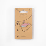ICD - Lapel Pin - The Friendly Whale