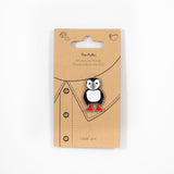 ICD - Lapel Pin - The Puffin