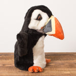 Puffin Hand Puppet Small - Plush Toys