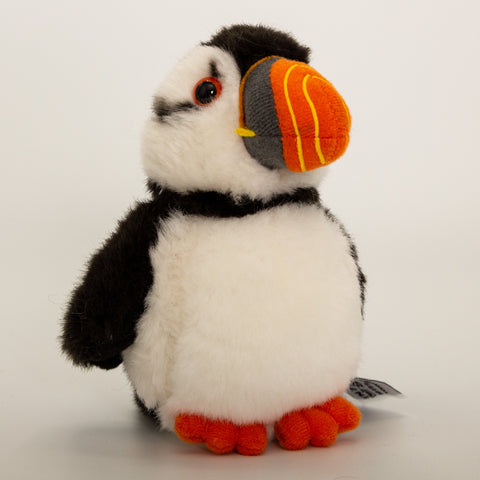 Puffin small puppet - Plush Toys