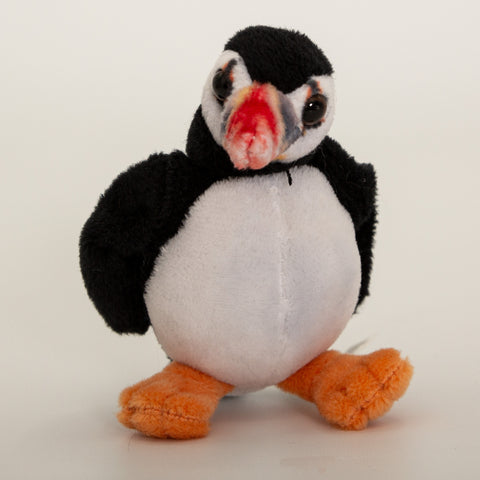 Puffin Small Magnetic puppet - Plush Toys
