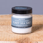Saltverk - Hand Harvested - Flaky Sea Salt