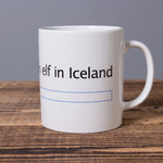 I Had Sex With an Elf in Iceland - Ceramic Mug - White - Idontspeakicelandic