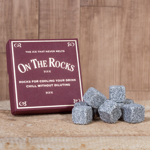 On The Rocks - Rocks For Cooling Your Drink - Idontspeakicelandic