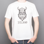 Viking Iceland - T-Shirt - White