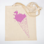 Tote Bag - Iceland in a Cone