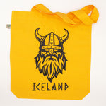 Tote Bag - Viking Iceland - Gold