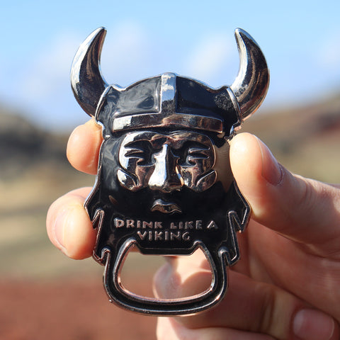 Drink Like a Viking - Bottle Opener