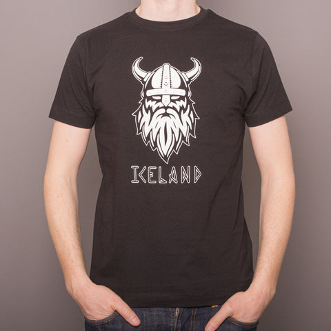 Viking Iceland- T-Shirt - Black