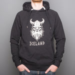 Copy of Unisex Pullover Hoody - Angry Viking - Black