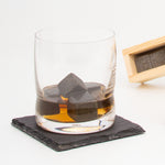 Viking Whiskey Stones - Wooden box long - Idontspeakicelandic