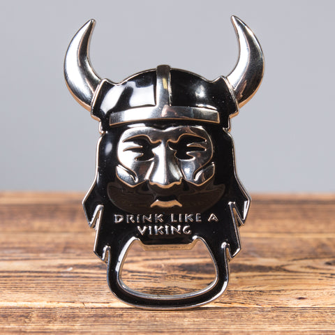 Drink Like a Viking - Bottle Opener - Idontspeakicelandic