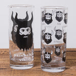 Two Viking Milkglasses - Idontspeakicelandic