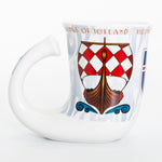 Vikings of Iceland - Ceramic Mug - White