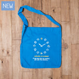 If you don't like the Weather  - Tote bag - Blue