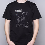 Been There - T-Shirt - Black - Idontspeakicelandic