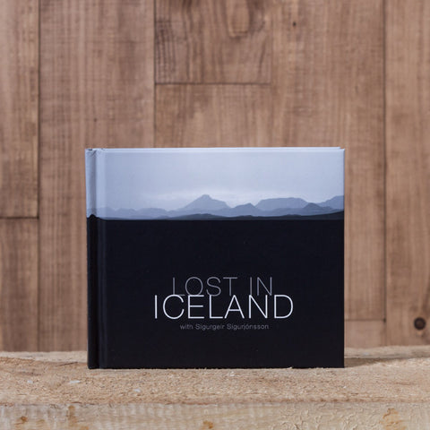 Lost in Iceland - Small Book