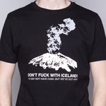 Don't Fuck With Iceland - T-Shirt - Black