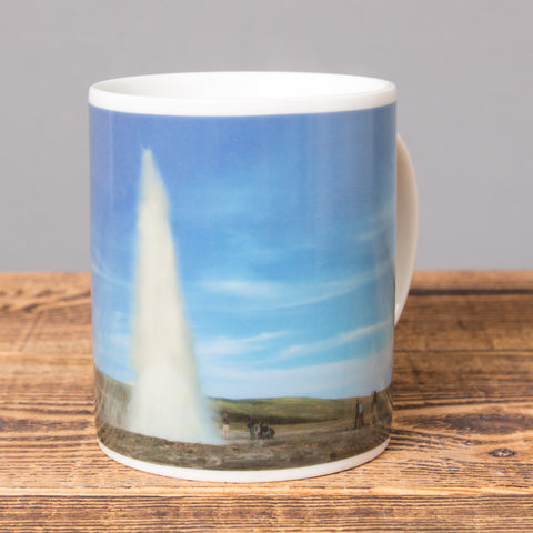Geysir - Heat Change Mug - White