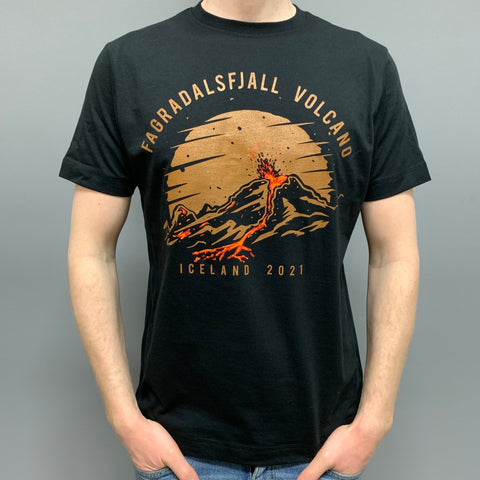 Fagradalsfjall Volcano Day - T-shirt