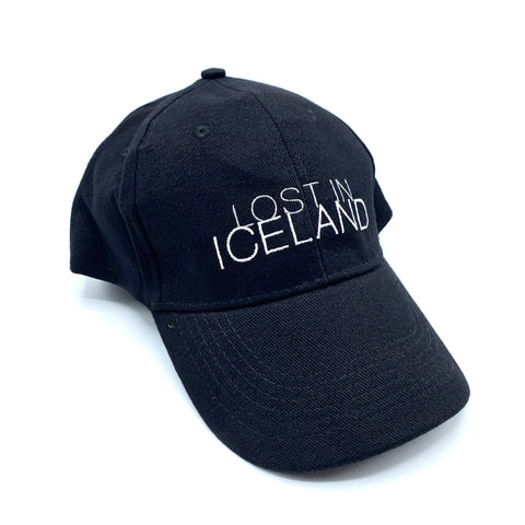 Lost in Iceland - Cap