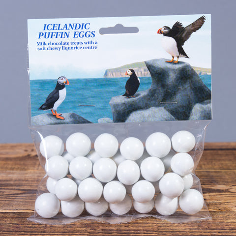 Icelandic Puffin Eggs - Chocolate